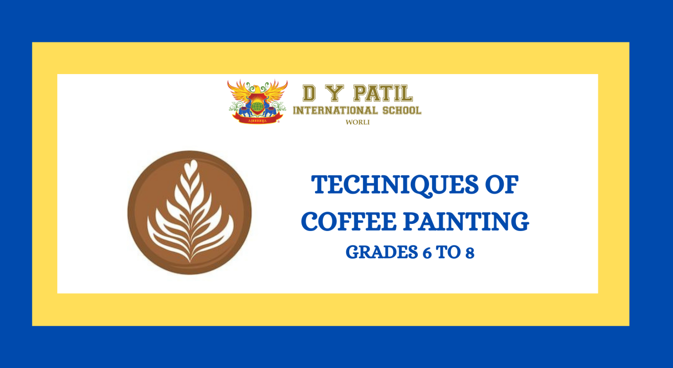 Exploring the techniques of Coffee Painting