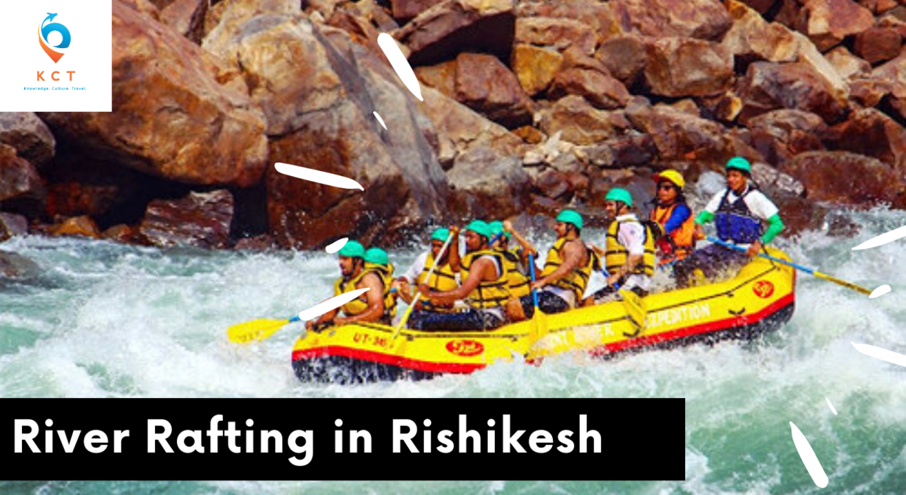 Rishikesh River Rafting (Extreme Level)