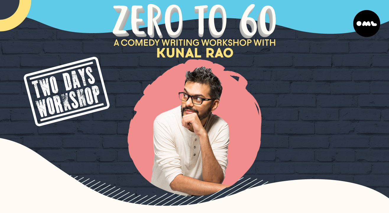 Zero to 60: A Two-Day Comedy Writing Workshop