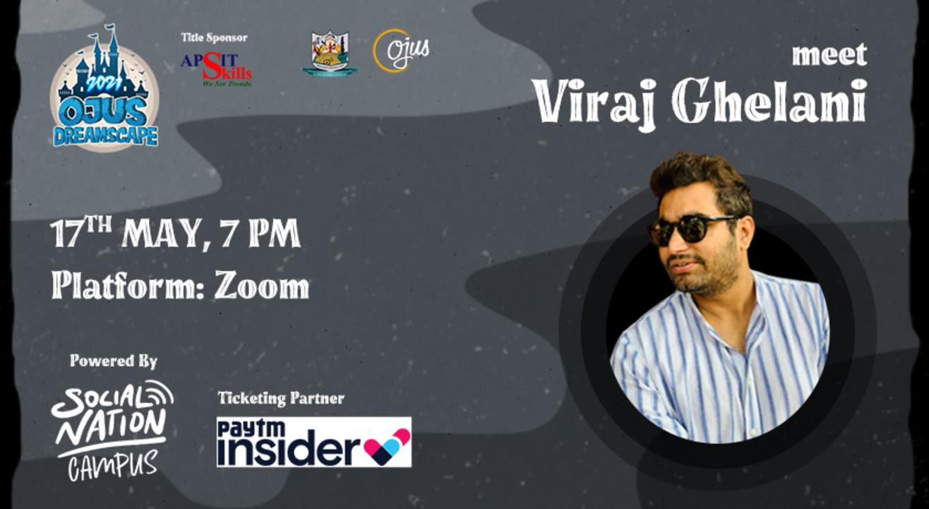 Interactive Session with Viraj Ghelani