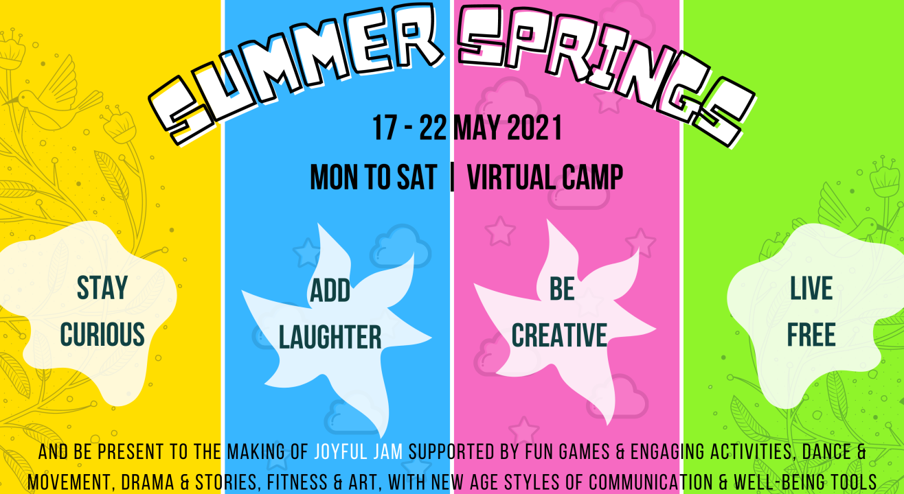 Dribbling Panda - Summer Springs Camp (3 to 14 years)