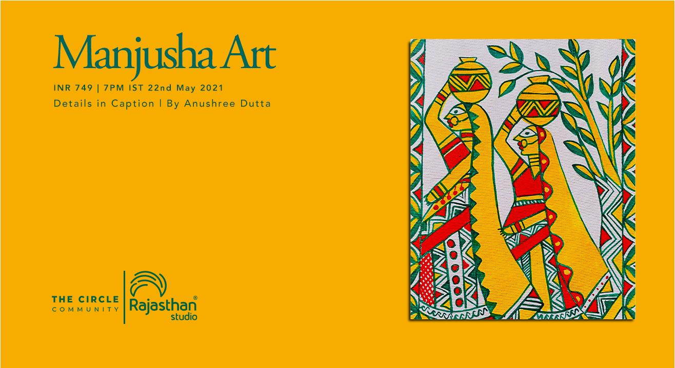 Manjusha Art Workshop by The Circle Community