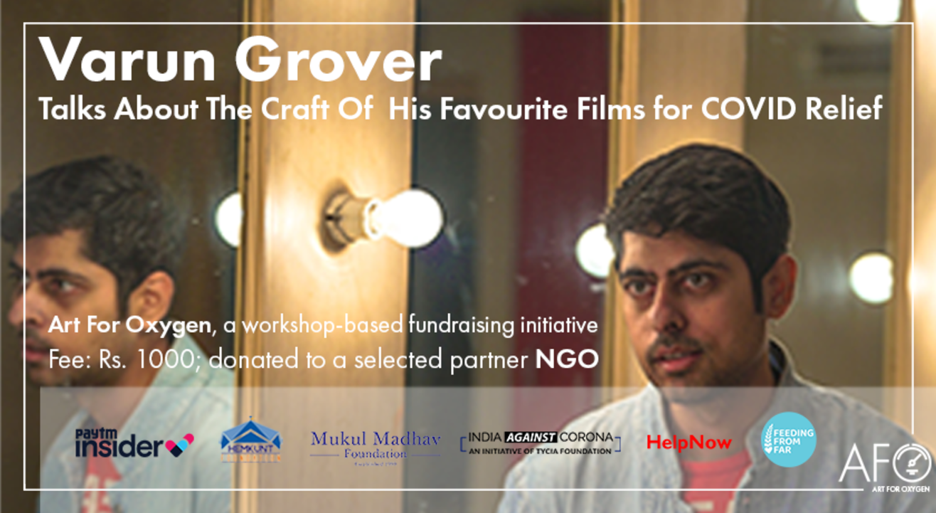 Varun Grover Talks About The Craft Of His Favourite Films For COVID Relief