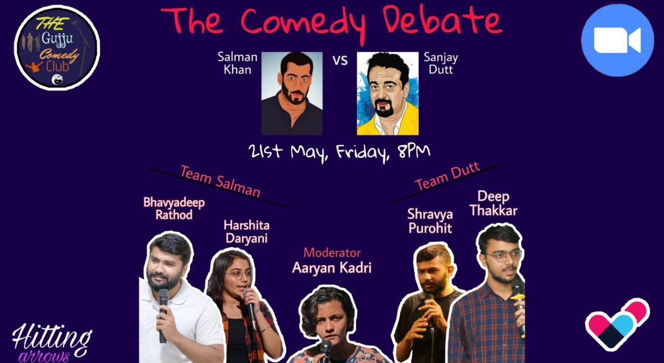 Comedy Debate: Salman vs Dutt