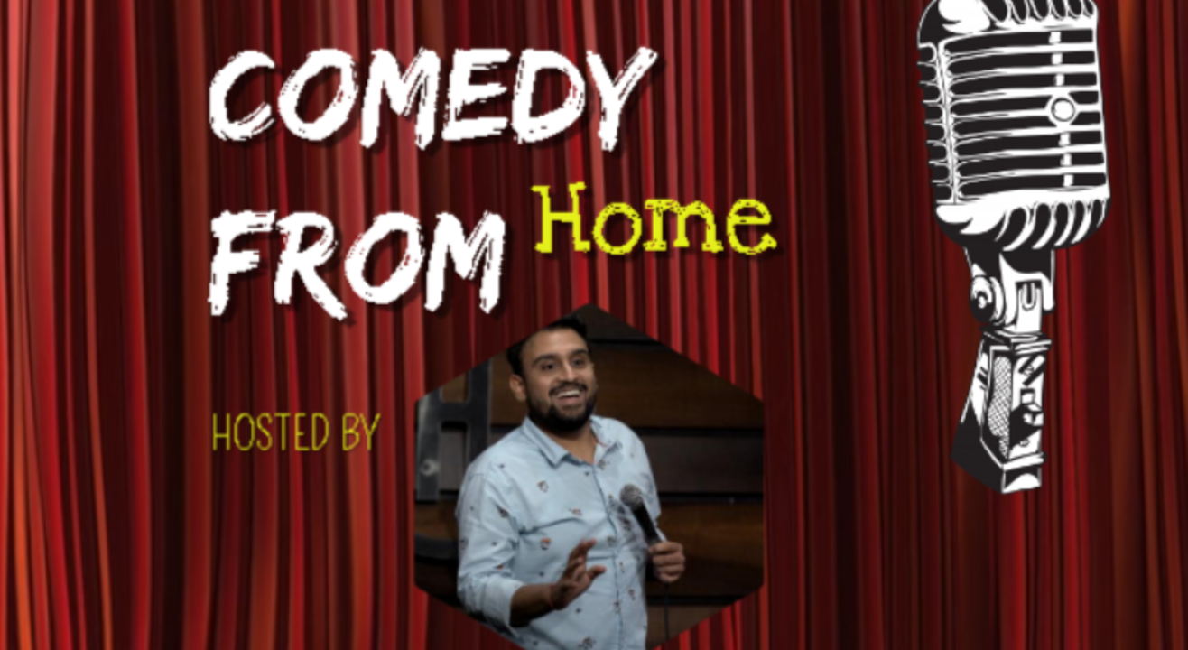 Comedy From home by Machao open mic Hosted by Inder Sahani