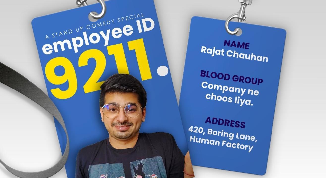 Employee ID No 9211 ( Read Description)