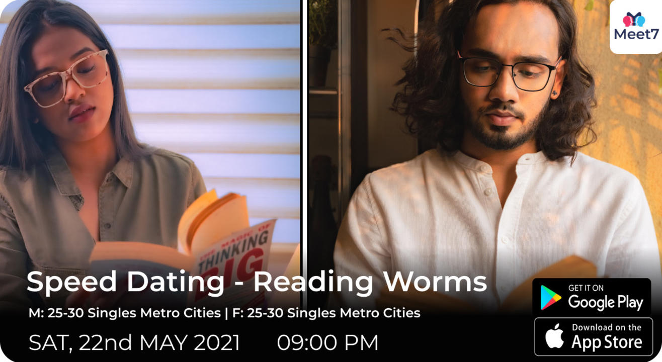 Speed Dating - Reading Worms