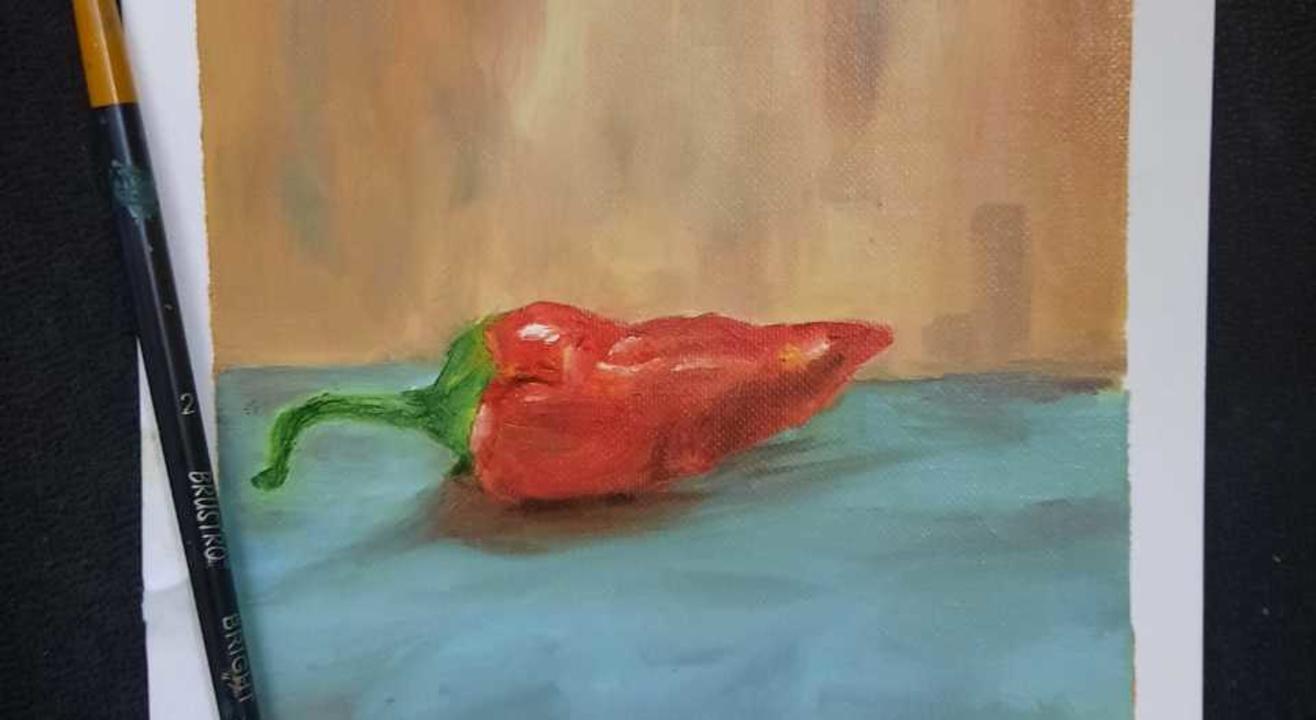 Still life Oil Painting Workshop