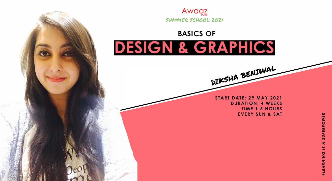 Basics of Design & Graphics