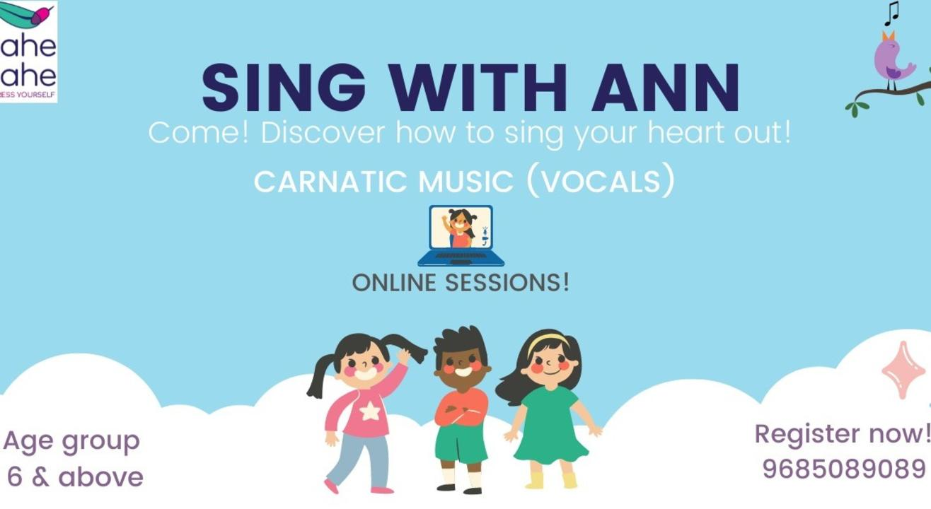 Sing with Ann