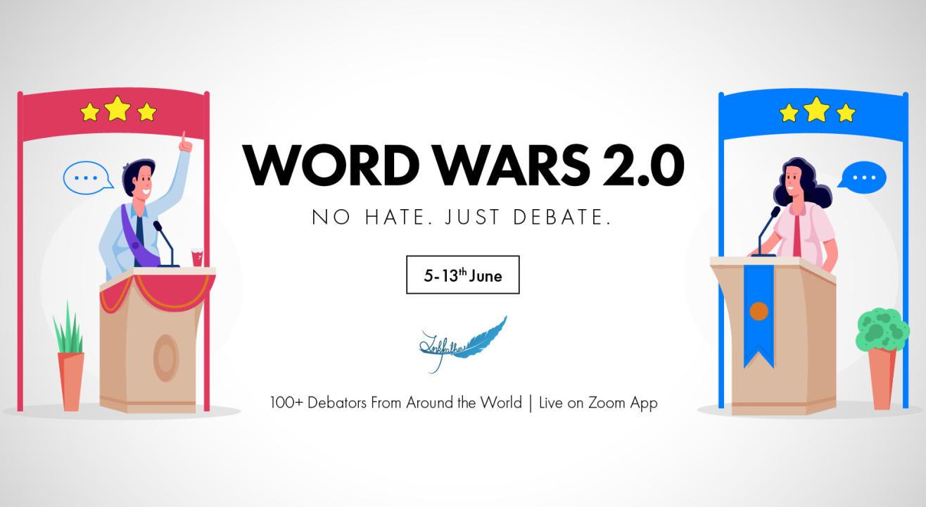 Word Wars 2.0- No Hate. Just Debate.
