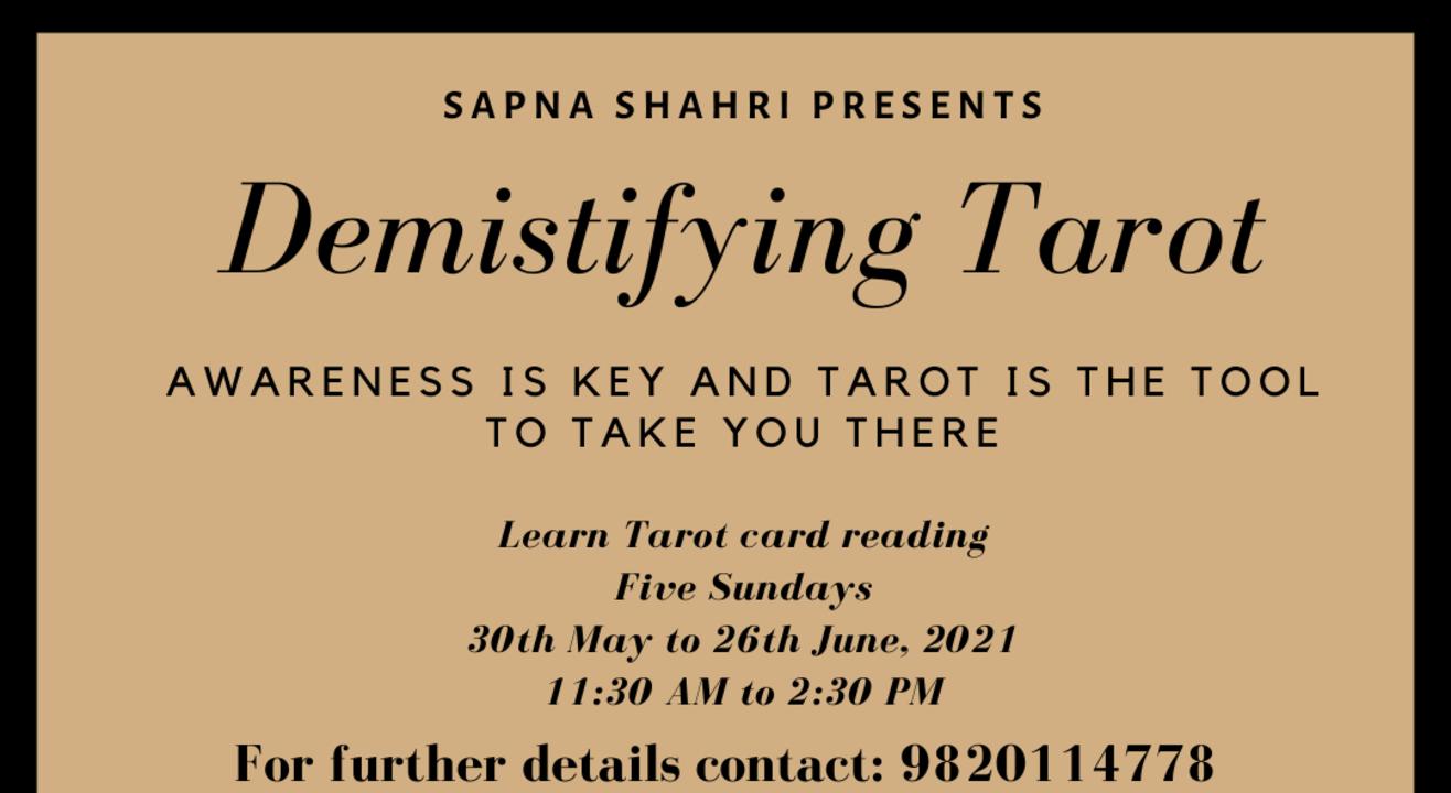 Demistifying Tarot