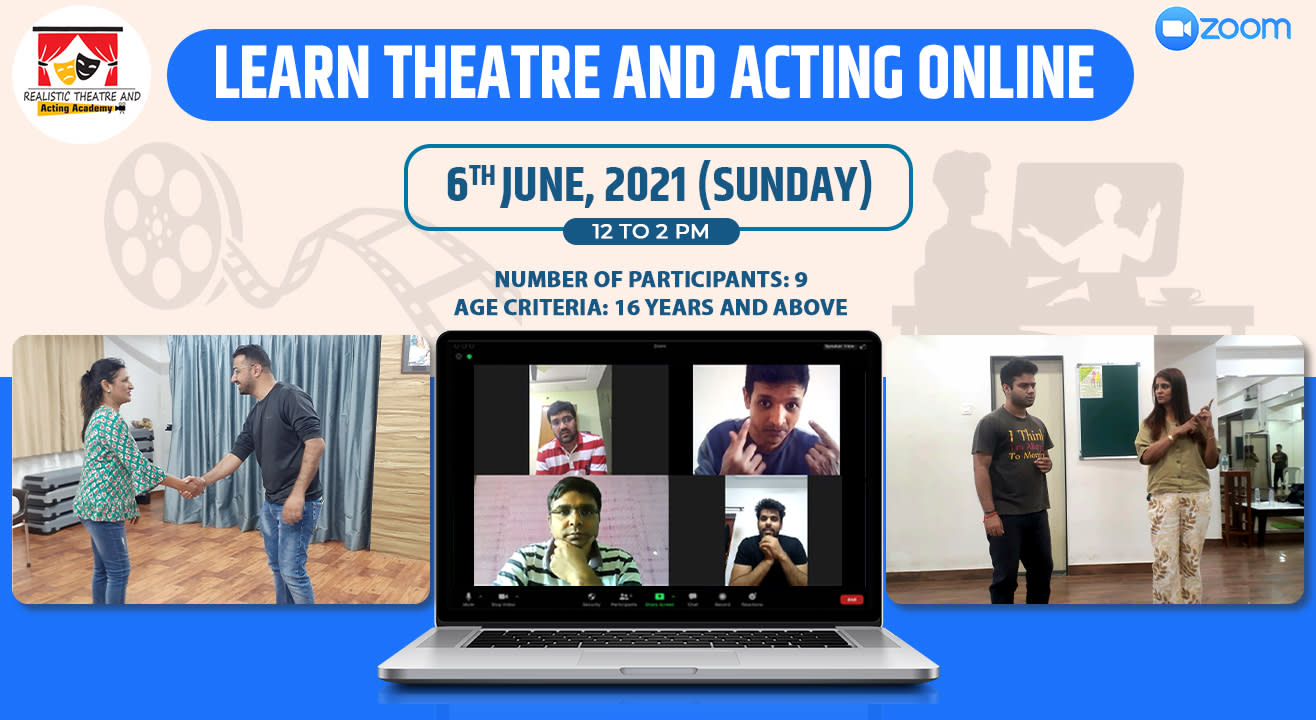Learn Theatre and Acting Online