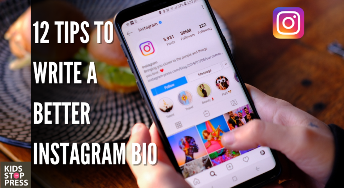 12 Tips To Write A Better Instagram Bio