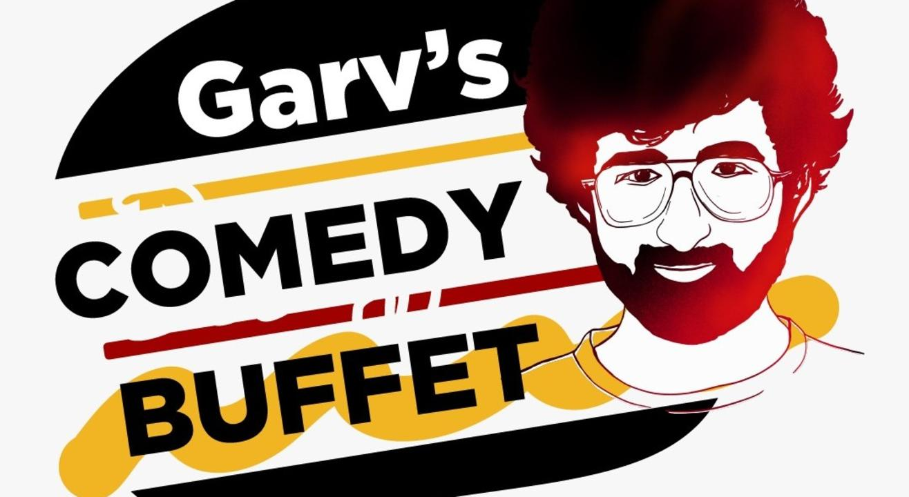 Monthly Subscription - Garv's Comedy Buffet
