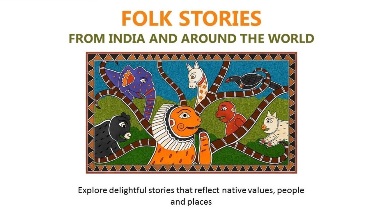 Folk Tales from India and Around the World
