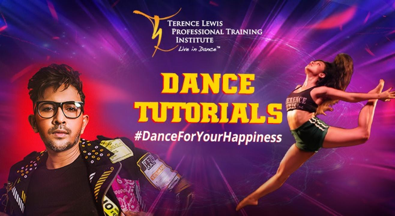 Terence Lewis Dance - Contemporary Tutorials