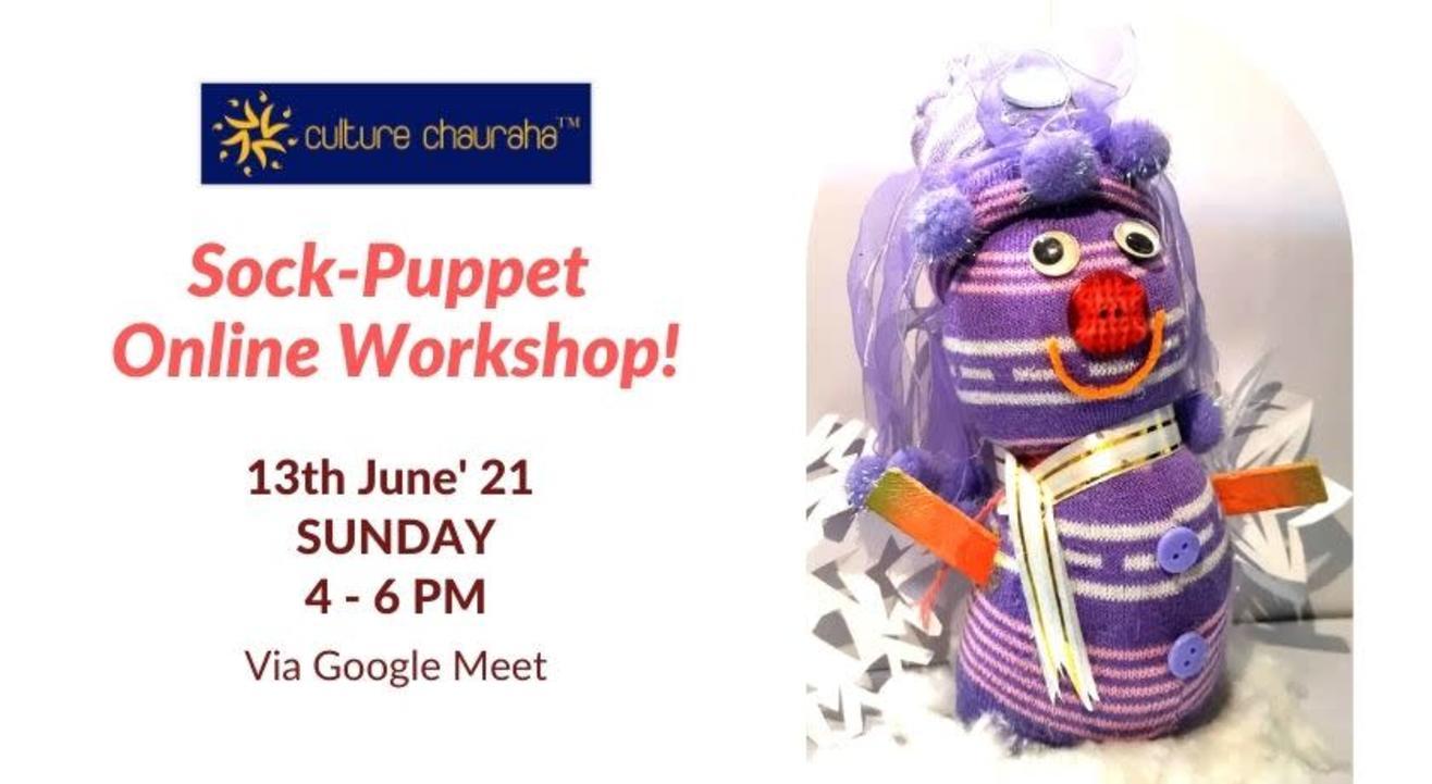 Sock- Puppet Workshop