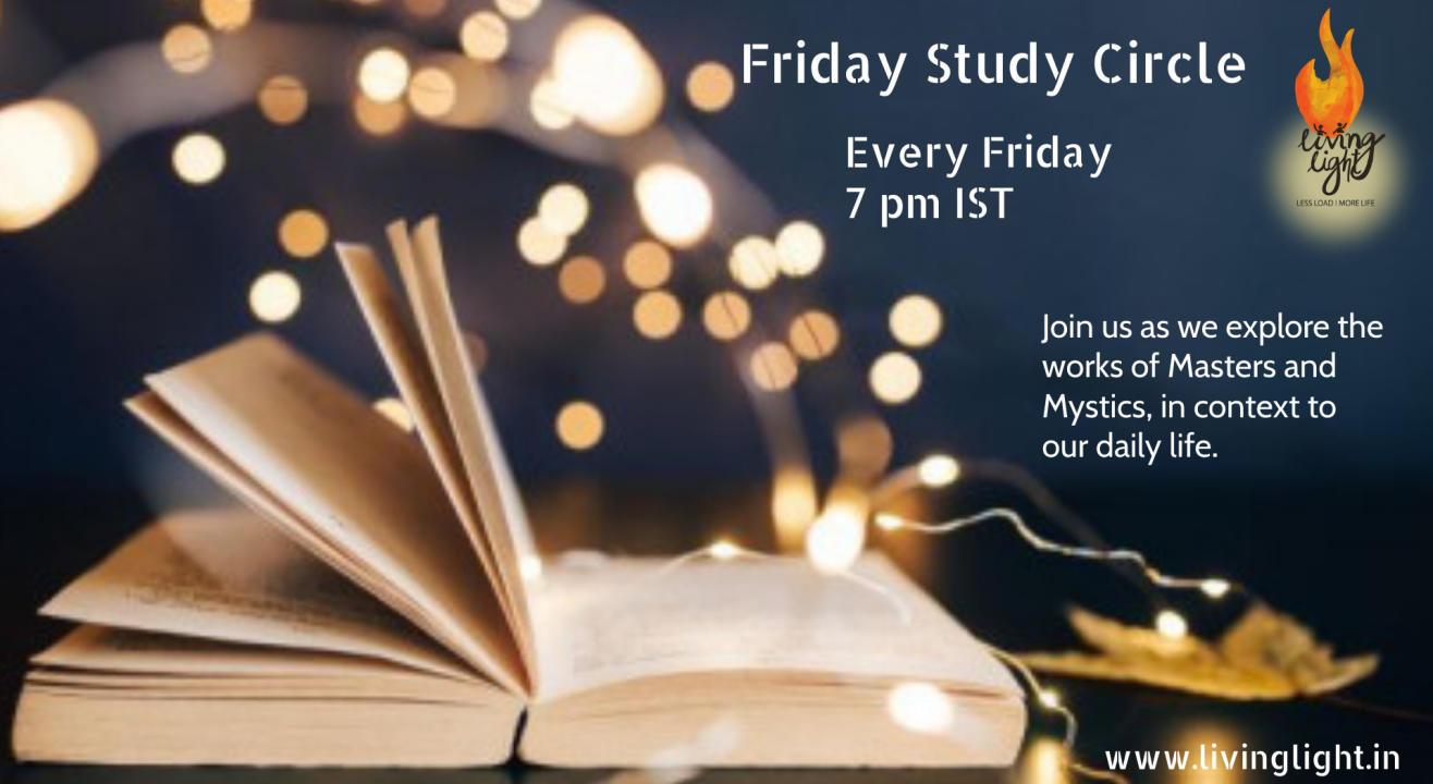 Friday Study Circle