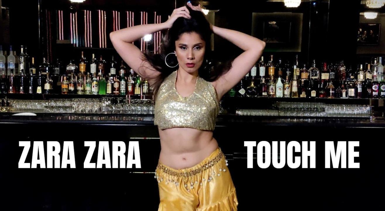ZARA ZARA TOUCH ME MASTERCLASS - Nidhi Kumar