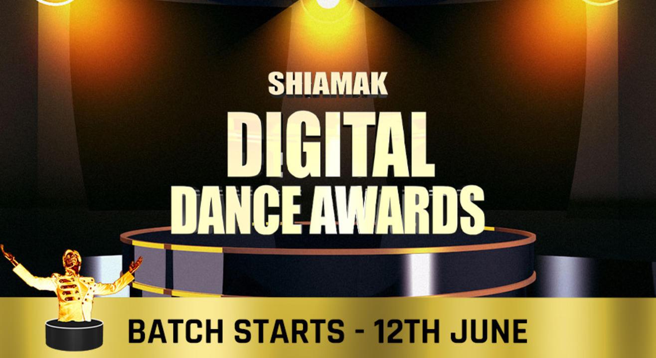 SHIAMAK Digital Dance Awards for Seniors (55+)