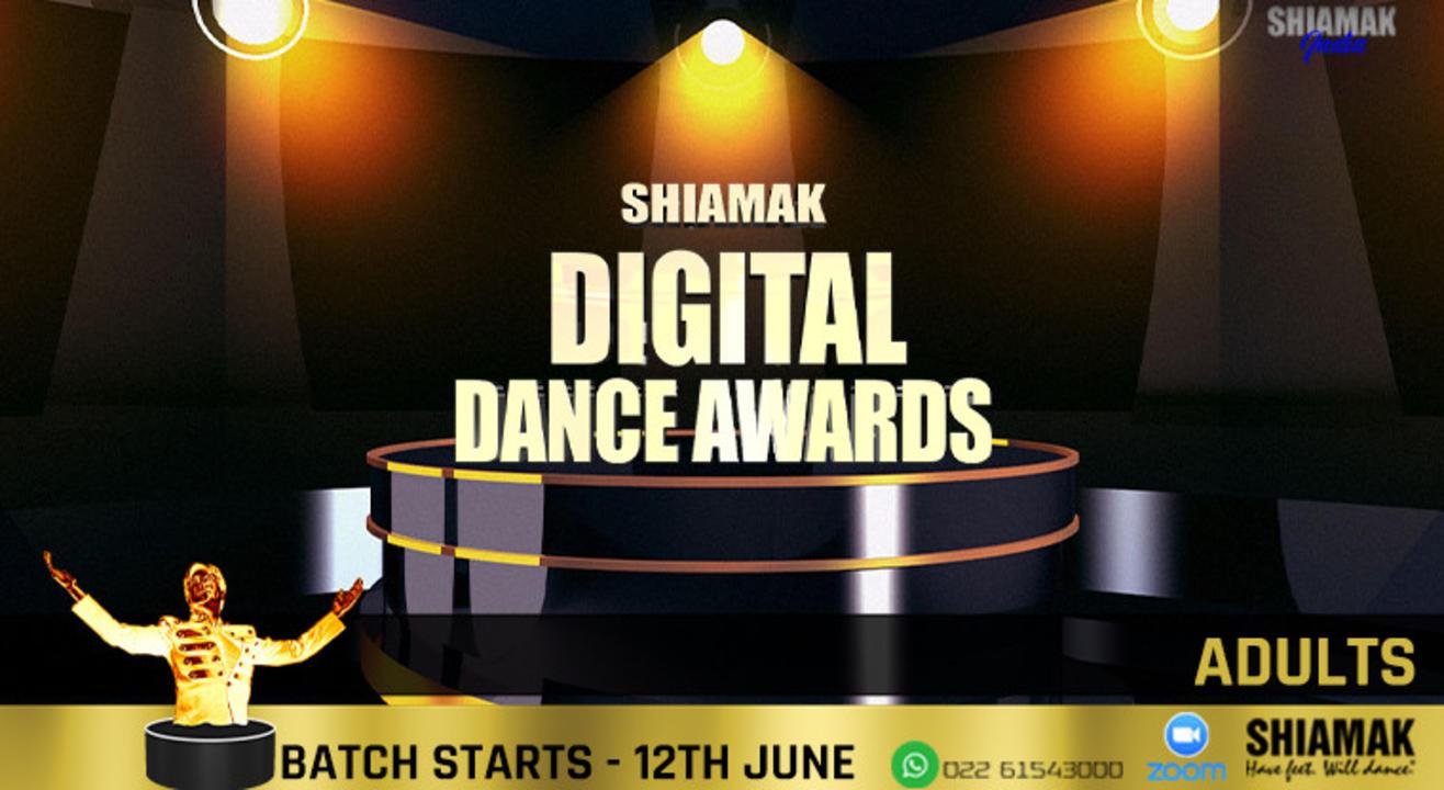 SHIAMAK Digital Dance Awards