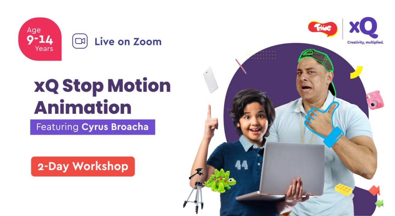 xQ Stop Motion Animation 2-Day Workshop
