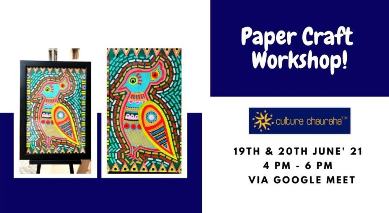 Paper-Craft Workshop