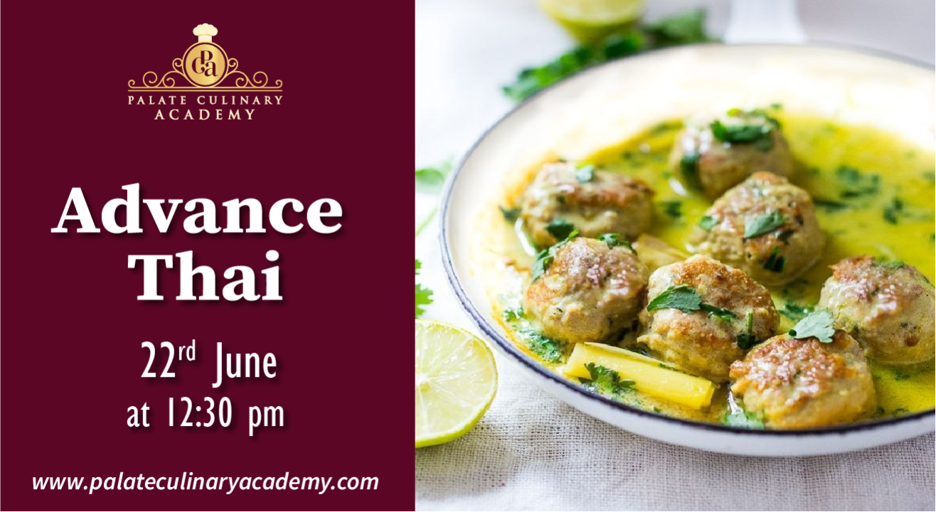 Advanced Thai Workshop with Rakhee Vaswani