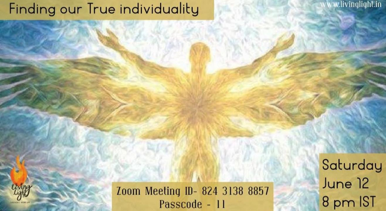 Finding our True Individuality