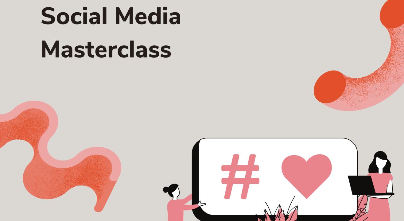 6 days Social Media Masterclass-Online