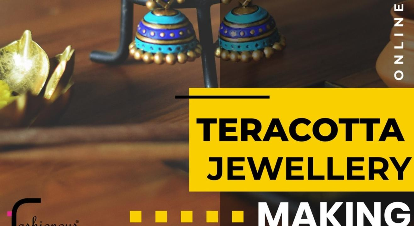 Terracota Jewellery Making Online Workshop