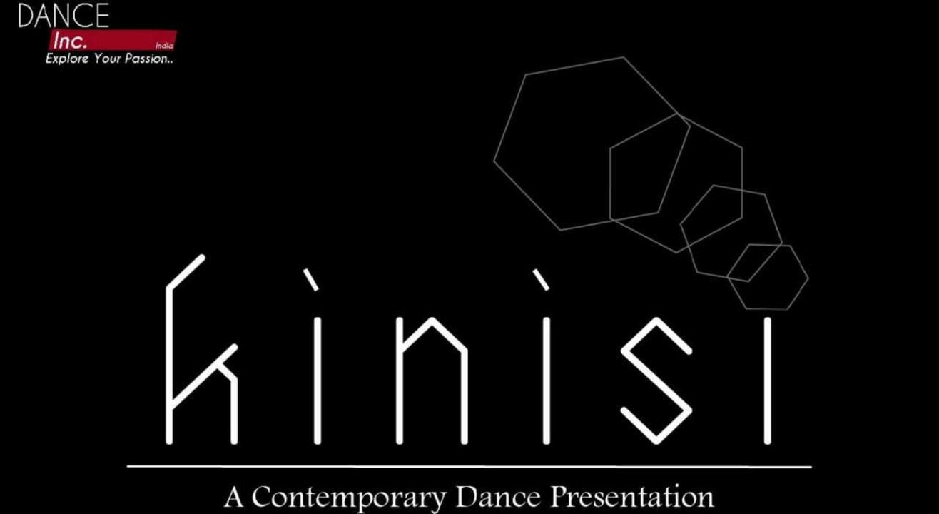 KINISI (A CONTEMPRORAY DANCE PRESENTATION)
