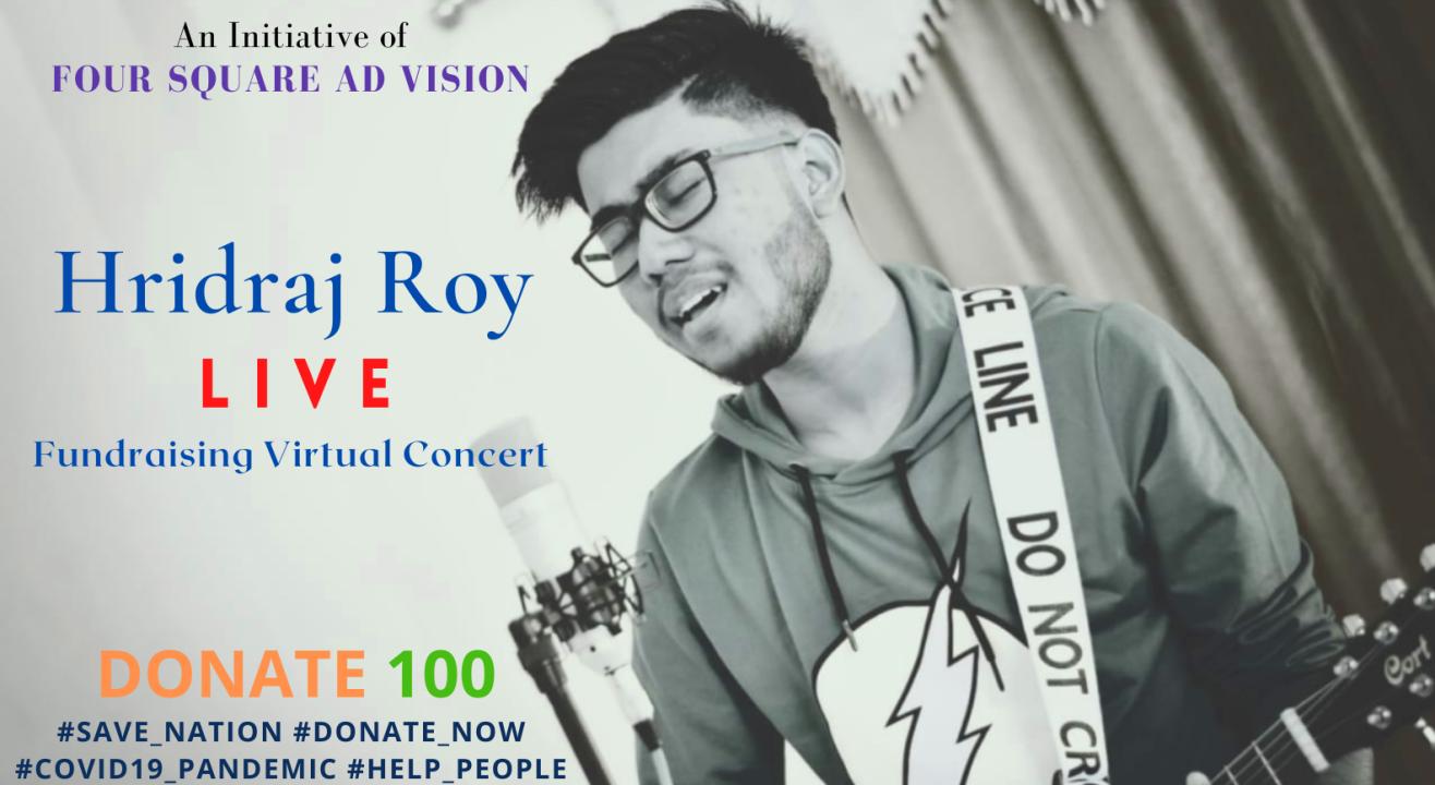 Hridraj Roy Virtual Live