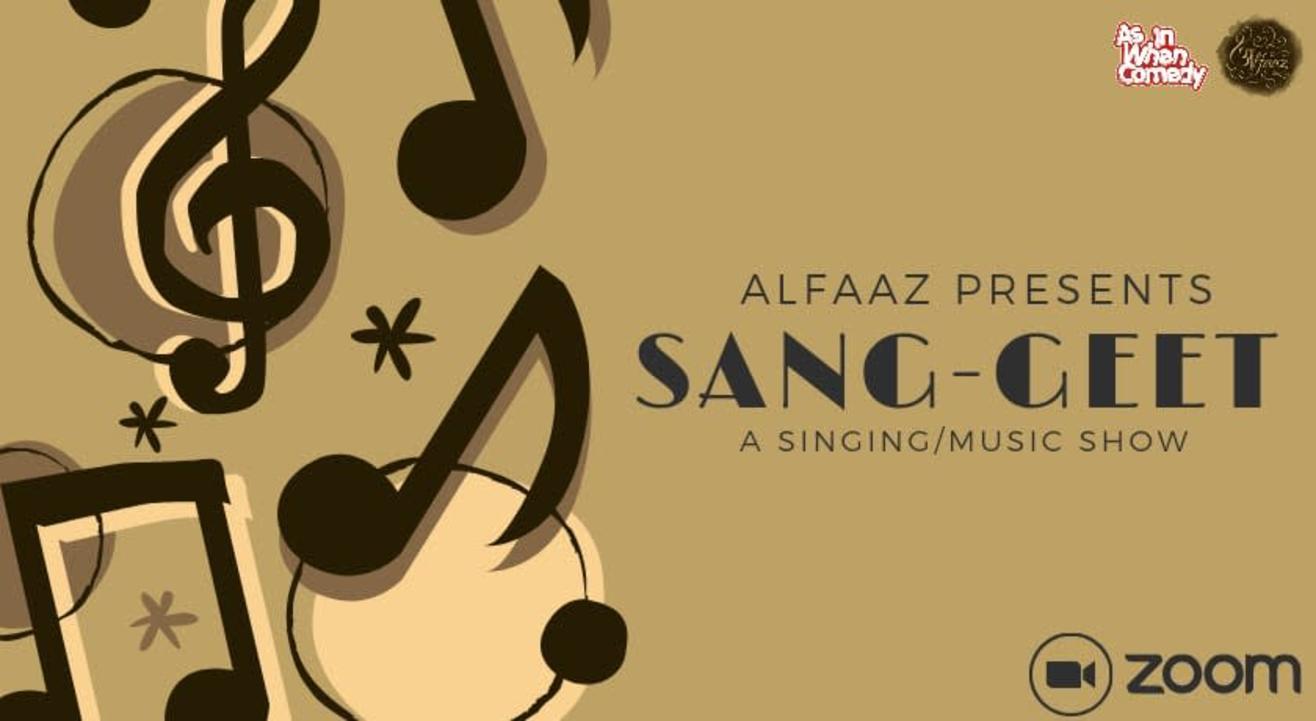 SANGEET : ALFAAZ
