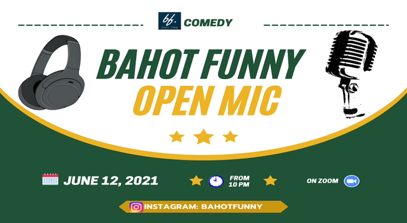 Bahot Funny Comedy Open Mic