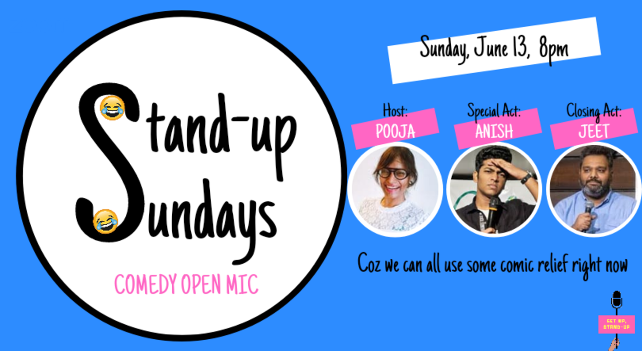Stand-up Sundays