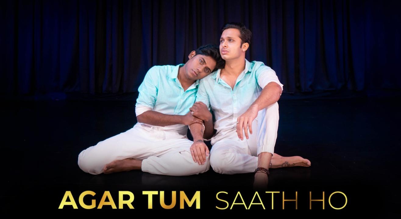 Natya Social - Agar Tum Saath Ho (Sitting)