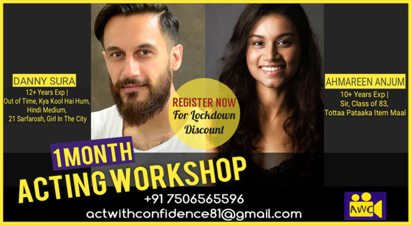AWC - 1 Month Acting Workshop