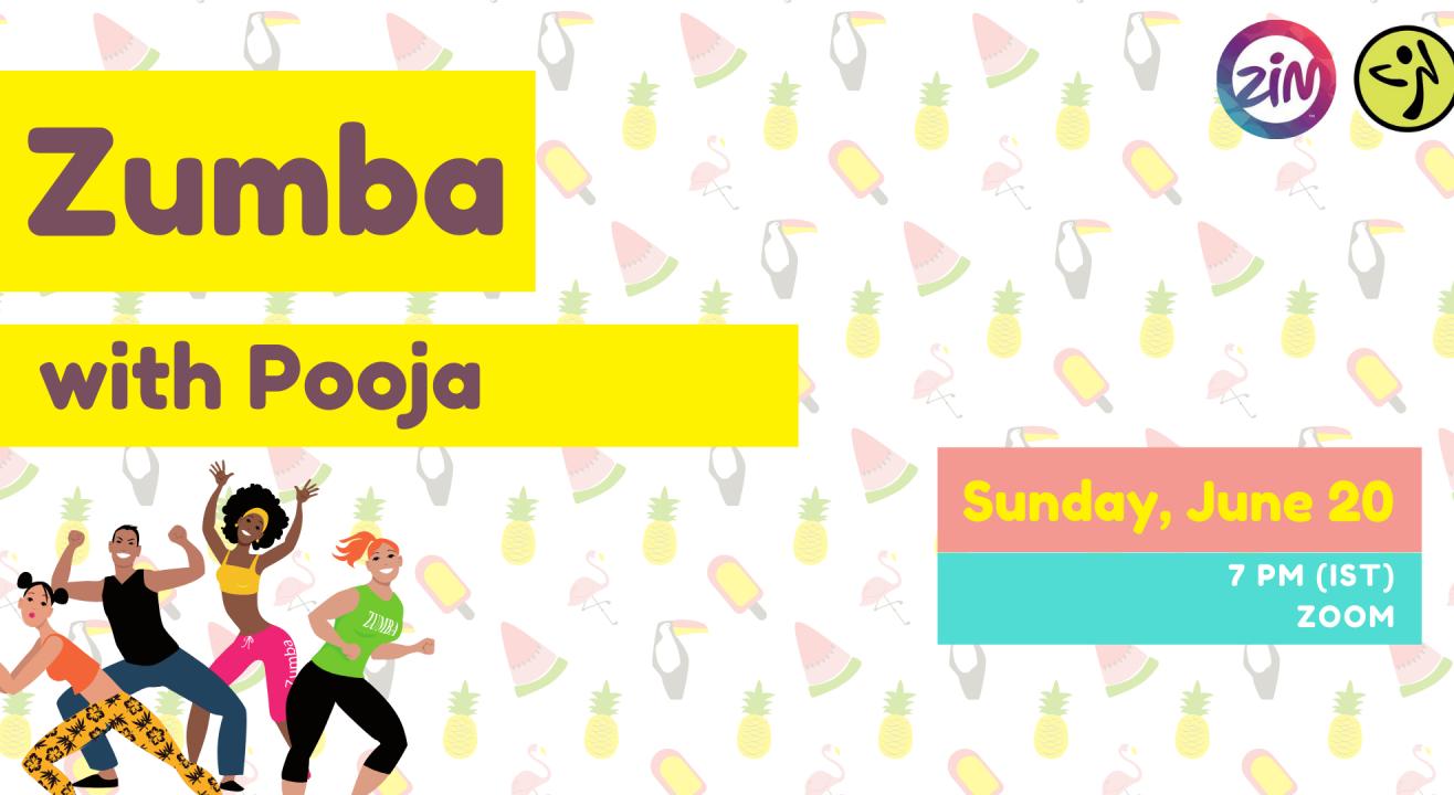 Zumba with Pooja