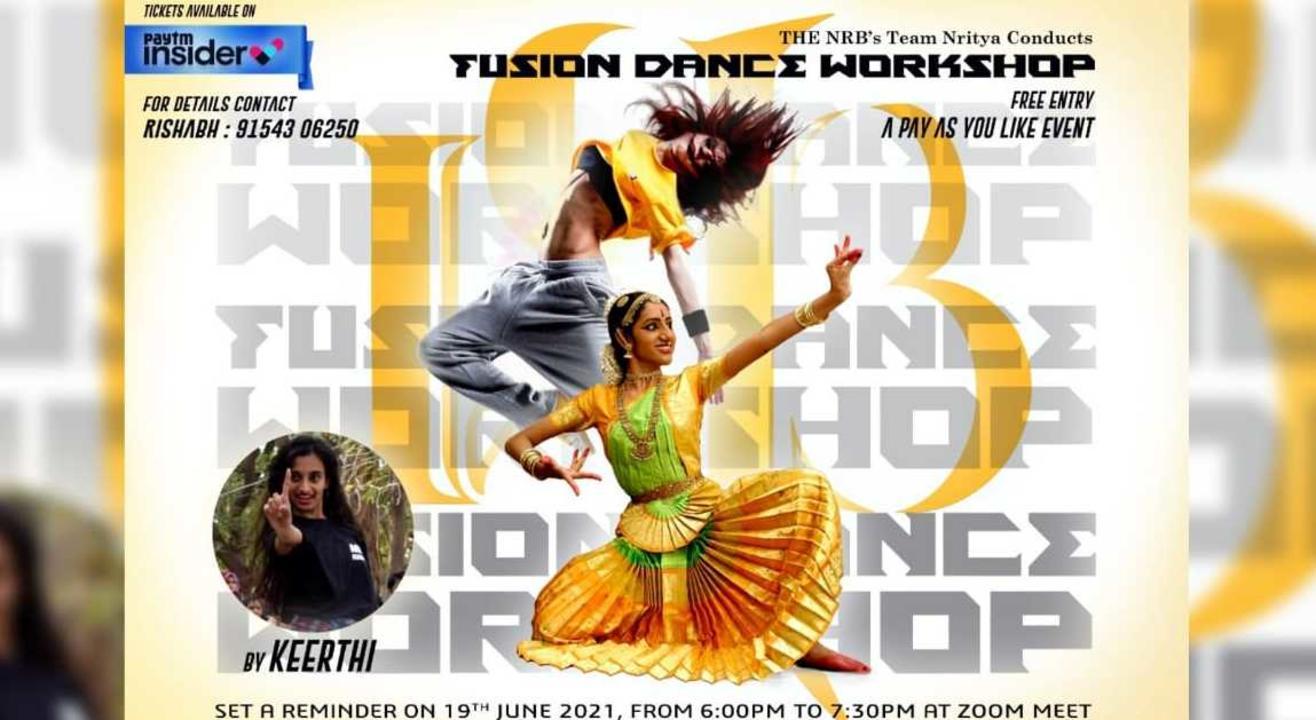 Bollywood Fusion Dance Workshop