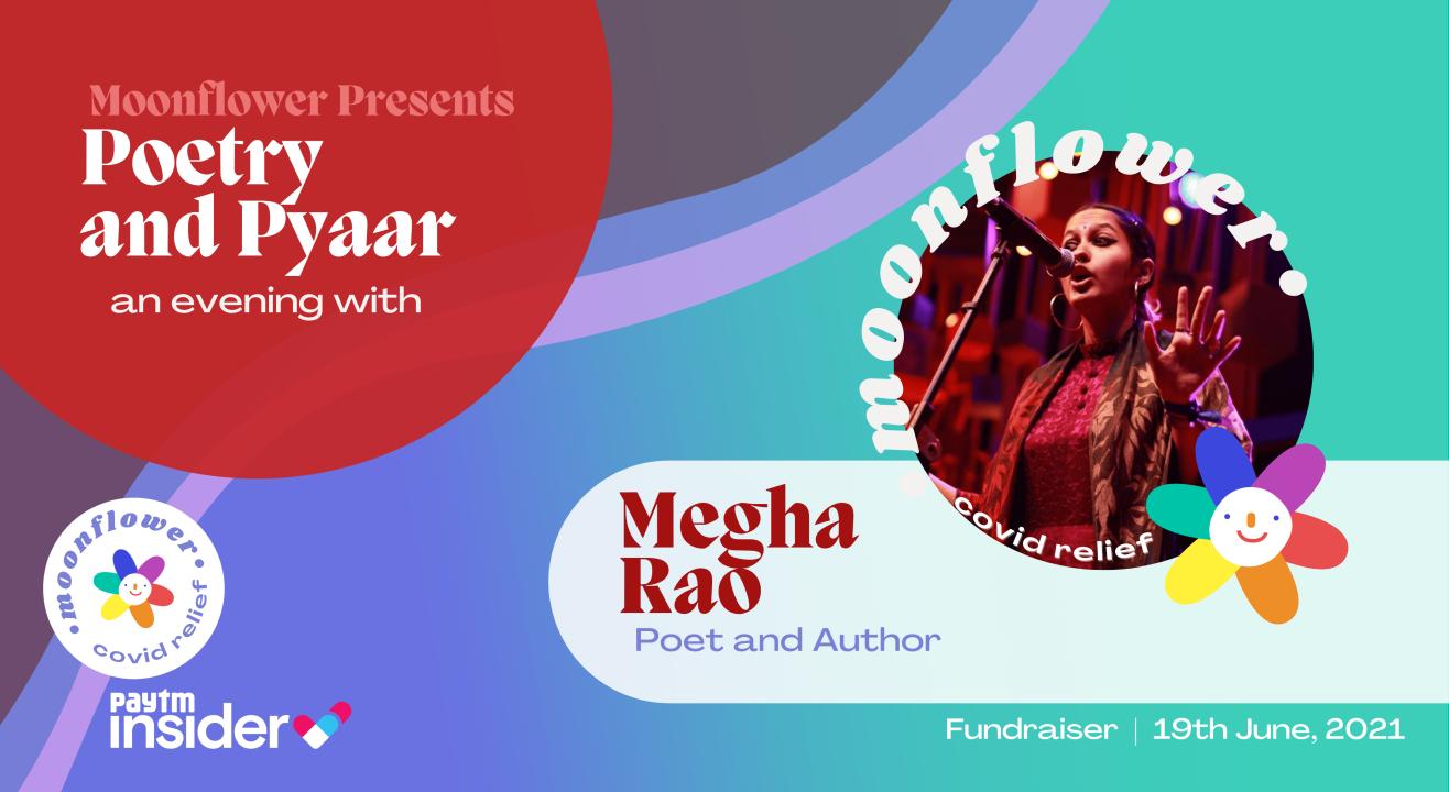 Poetry and Pyaar: An Evening with Megha Rao