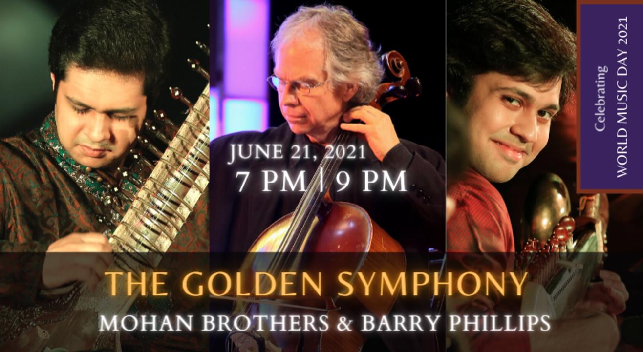 THE GOLDEN SYMPHONY - Celebrating World Music Day 2021