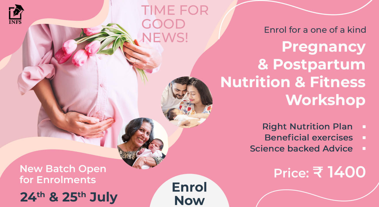 PREGNANCY AND POSTPARTUM NUTRITION AND FITNESS WORKSHOP