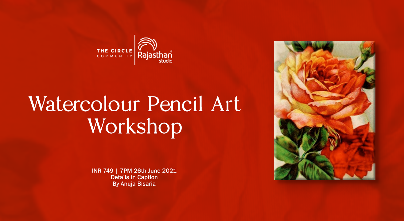 Watercolor Painting Workshop By The Circle Community