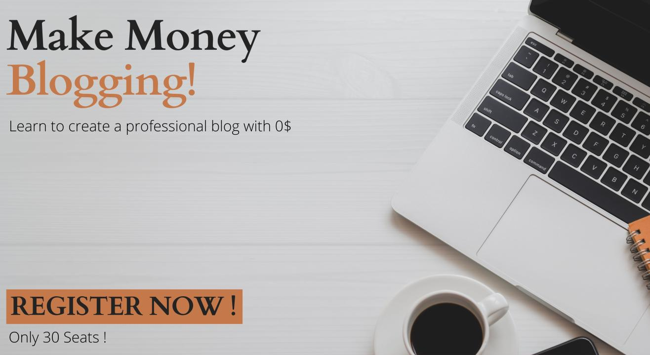 Not another Blogging Masterclass