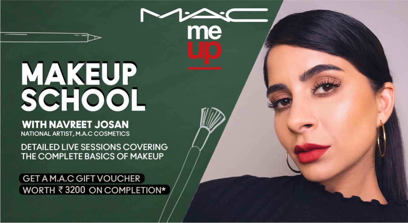 Makeup School by Navreet Josan   M.A.C Cosmetics