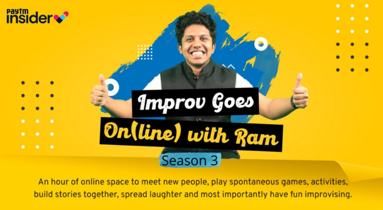 Improv Goes Online - Season 3