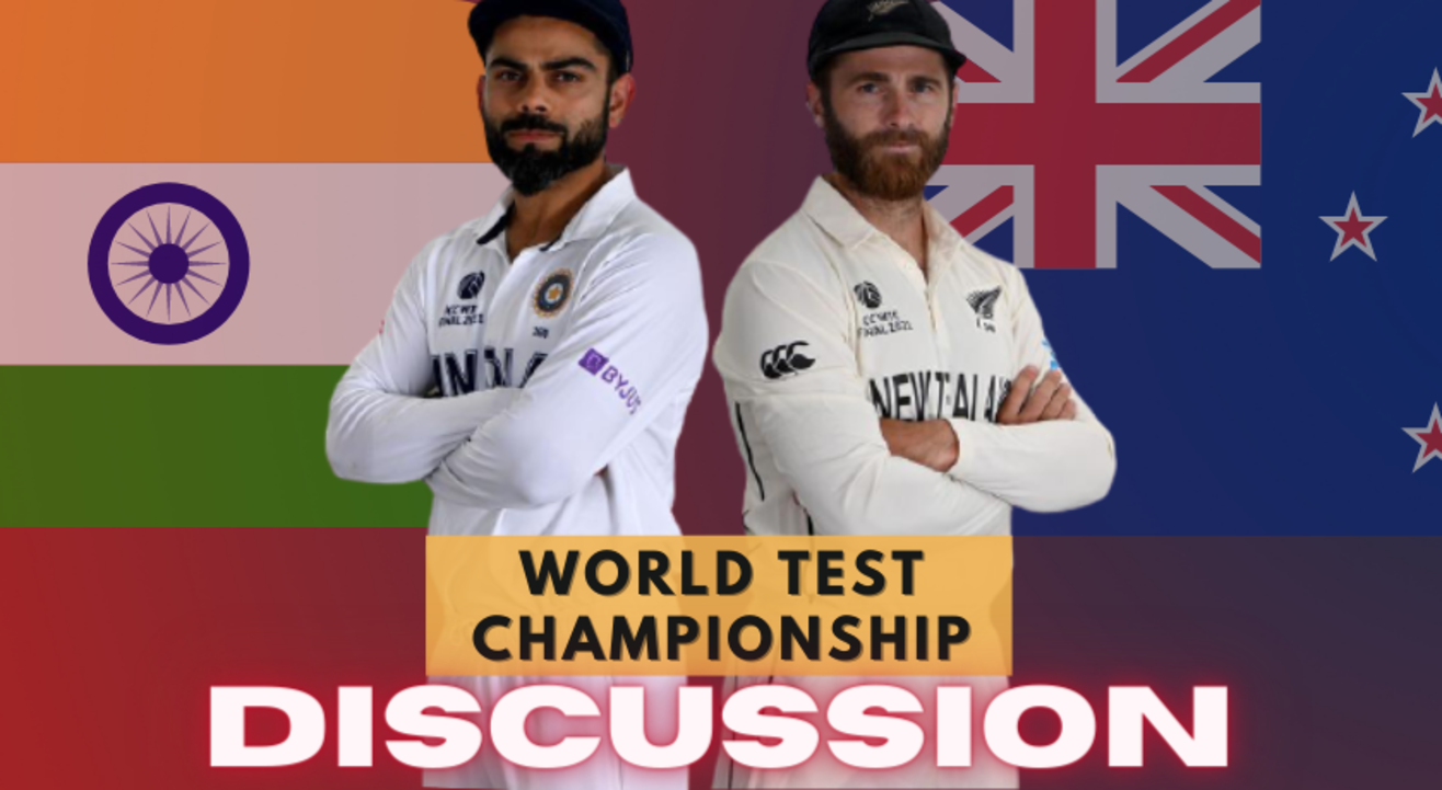 Cricket Discussion - IND Vs NZ WTC 2021