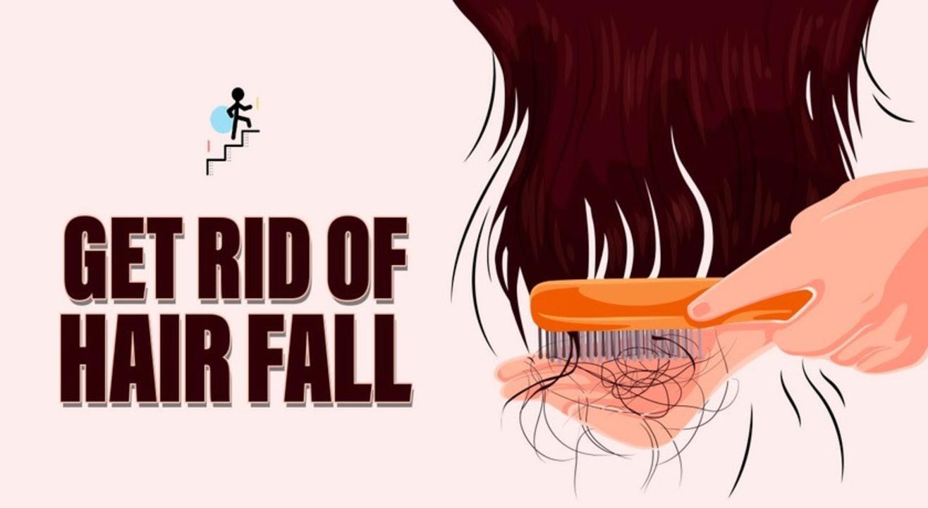 Get Rid Of Hair Fall